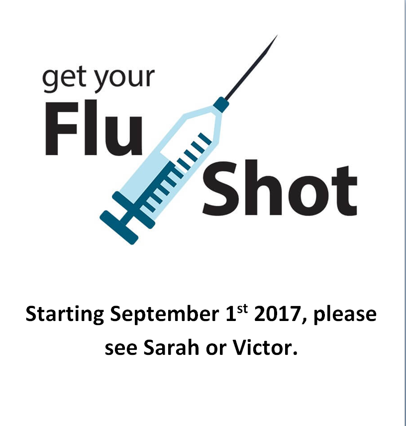 Capture Flu Shot