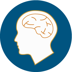 Cognitive overload icon
